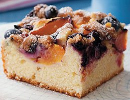 Fruit Kuchen Recipe