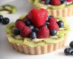 Fruit Torte Recipe