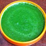 Green Sauce Recipe,How To Make Green Sauce Recipe