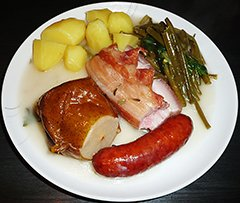 Grune Bohnen Mit Birner Recipe