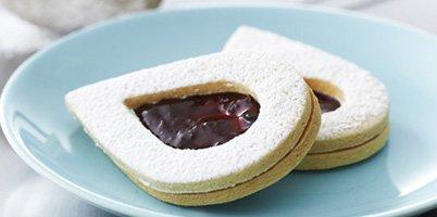 Linzer Cookies Recipe