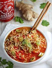Noodle Soup Recipe