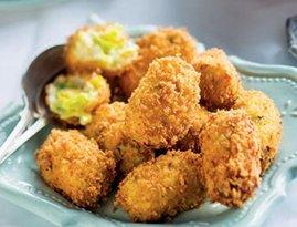 Parmesan Croquettes Recipe