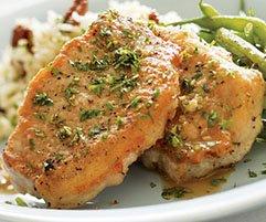 Pork Chops Sauce Recipe
