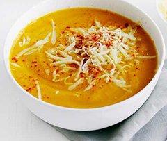 Potato Onion Soup Recipe