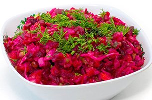 Red Beet Salad Recipe