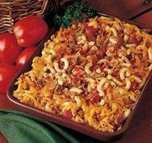 Sauerkraut Hotdish Recipe