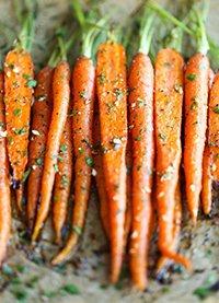 Baby Carrots Recipe