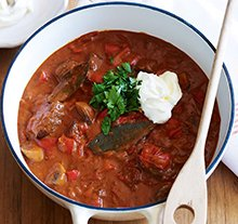 Beef Goulash Recipe,How To Make Beef Goulash
