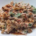 Circassian Chicken Recipe, How To Make Circassian Chicken