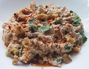 Circassian Chicken Recipe