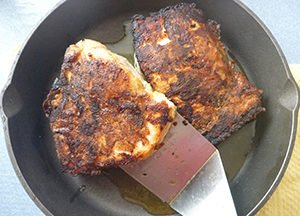 Fried Swordfish Recipe, How To Make Fried Swordfish