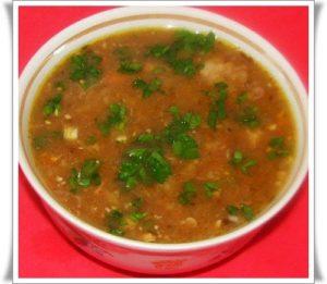 Georgian Potato Soup Recipe, How To Make Georgian Potato Soup