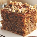 Greek Walnut Cake Recipe