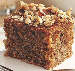Greek Walnut Cake Recipe