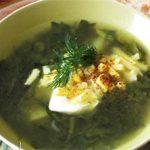 Green Borscht Recipe, How To Make Green Borscht