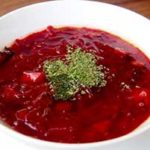 Meatless Beet Soup Recipe