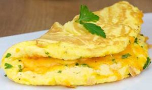 Omelet Cheese Recipe