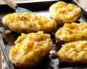 Potato Cheese Filling Recipe