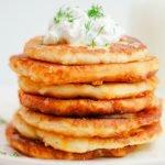 Potato Griddle Cakes Recipe, How To Make Potato Griddle Cakes
