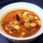 Rasputins Codfish Soup Recipe, How To Make Rasputins Codfish Soup