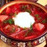 Red Borscht Recipe, How To Make Red Borscht