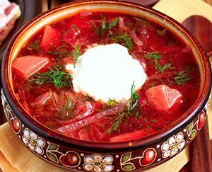 Red Borscht Recipe, How To Make Red Borscht