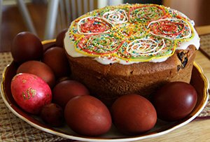 Russian Kulich Recipe, How To Make Russian Kulich