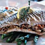 Stuffed Trout Recipe, How To Make Stuffed Trout