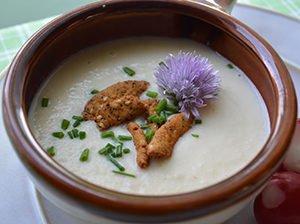 White Onion Soup Recipe, How To Make White Onion Soup